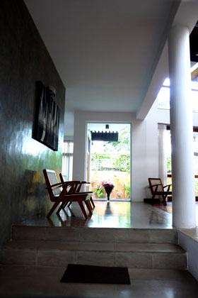 Urban House Design Cues Chartered Architects Interior Designers
