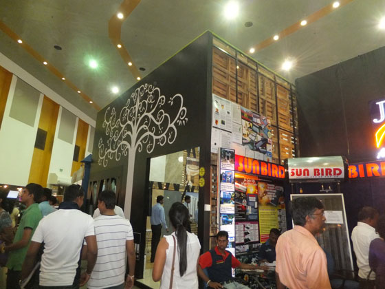 Exhibition Stall Presentation : Design cues exhibition stall