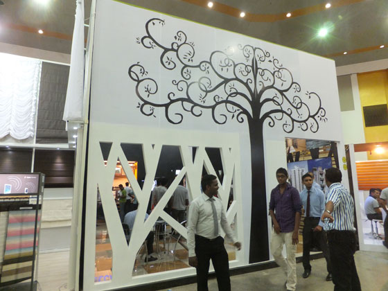 Exhibition Stall Design Sri Lanka : Exhibition stall design cues chartered architects urban