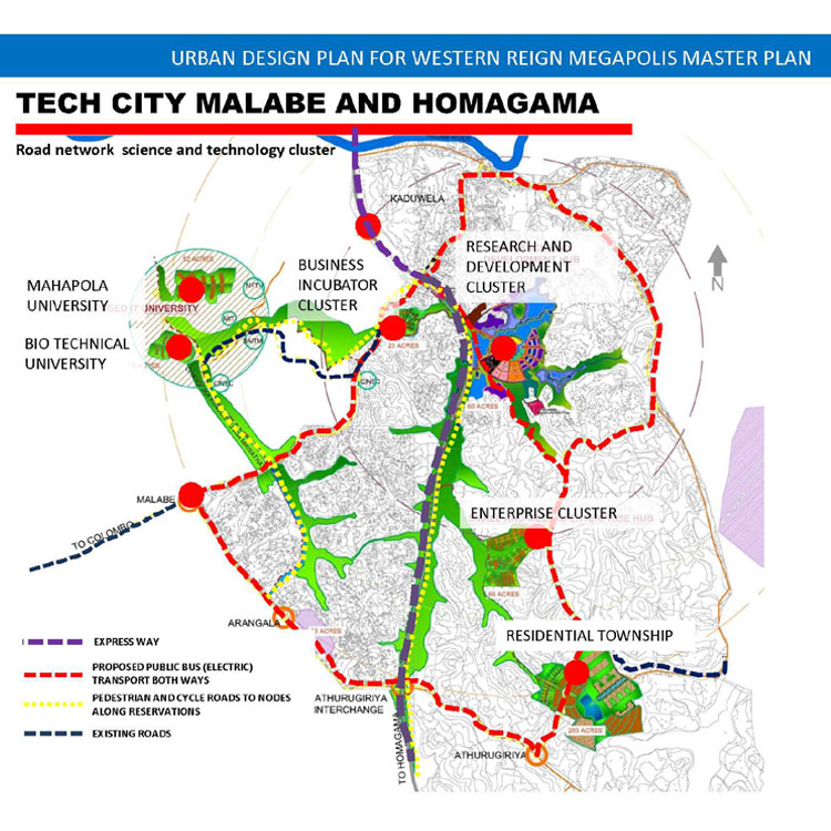 Tech City Malabe Homagama